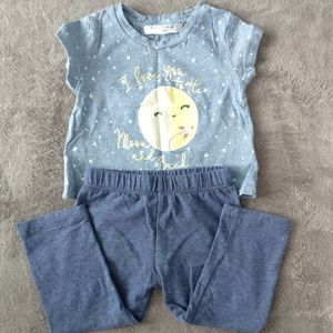 NWOT Gingersnaps 2-Pack Baby Girl's Matching Sets